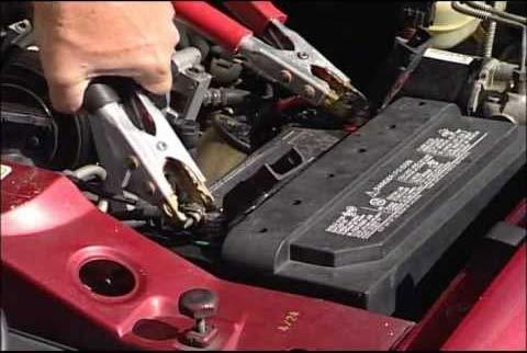 Charge your car battery