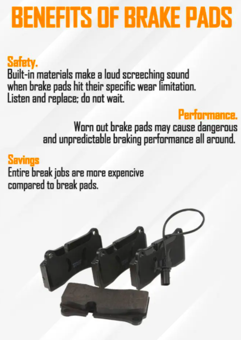 Benefits of Brake Pads for Towing
