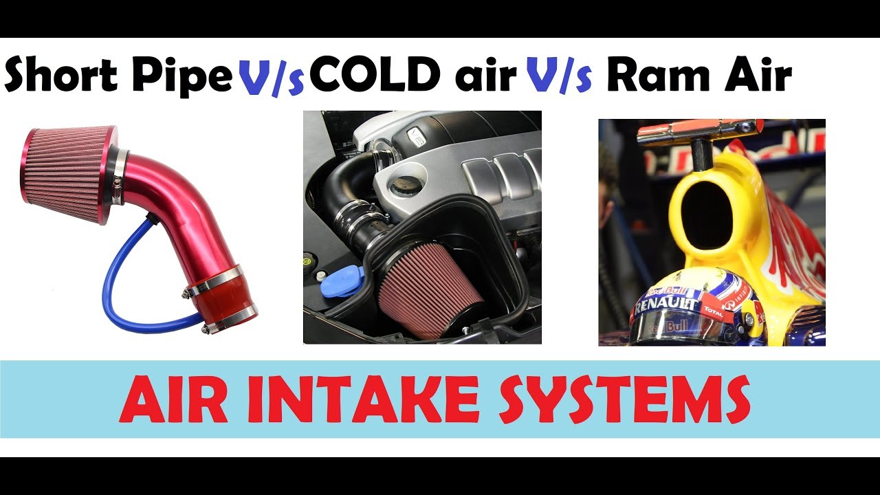 Different Styles of Cold Air Intake for Chevy Silverado